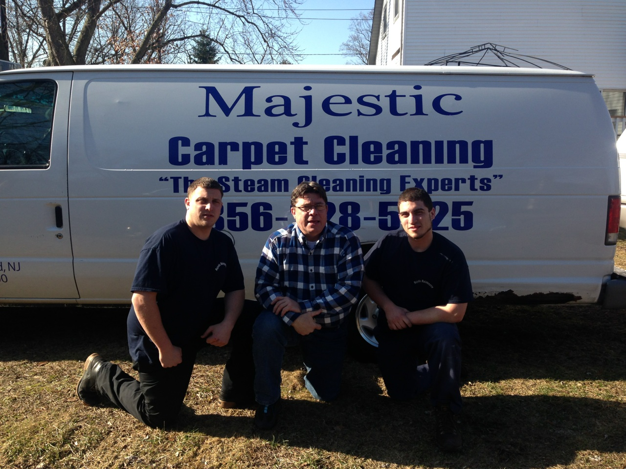 Reliable Carpet Cleaning in Cherry Hill, NJ
